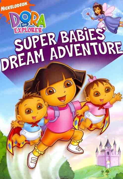 DORA THE EXPLORER:SUPER BABIES ADVENT BY DORA THE EXPLORER (DVD)